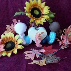 African American Folk Art Vase4 1/4
