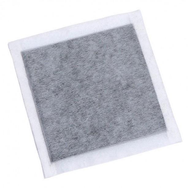 "SMELLRID Carbon Medical Odor Absorbent Pads: 12 (4""""x4"""")"