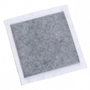 "SMELLRID Carbon Medical Odor Absorbent Pads: 16""x16"""