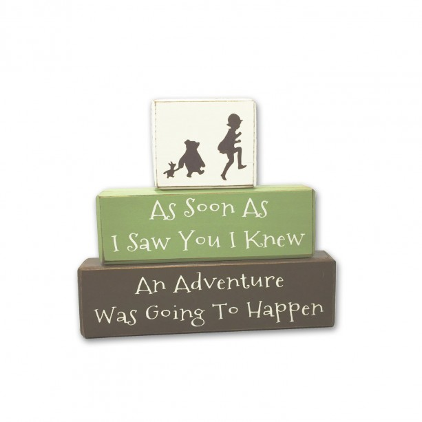 Classic winnie the pooh nursery quote baby shower winnie the pooh classic winnie the pooh nursery quote baby shower winnie the pooh nursery piglet pooh bear baby negle Images