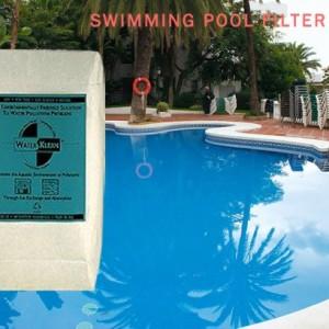 WATERKLEAN Natural Swimming Pool Filtration EcoSmart Media: 50 lb. Chemical-Free