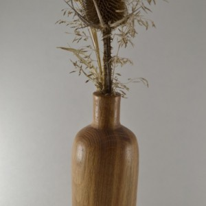 Wooden Weed Pot