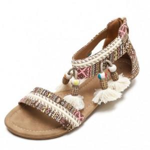 Tieup gladiators greek leather boho sandals ethnic tassel bridal sandalsHandmade  tieup sandals, beige  tieup gladiators, greek leather boho sandals, ethnic, tassel sandals, bridal sandals