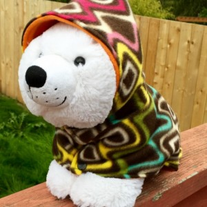 Hooded Dog Jacket