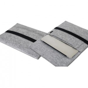 Felt Laptop Case With Pockets