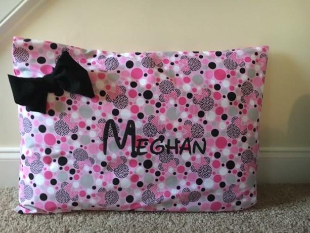 Character pillows