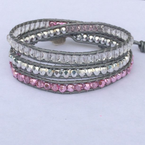 A Mothers Love, wrap bracelet