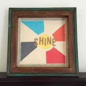 Shine Sign
