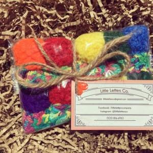Mini Yarn Poms (20pcs)