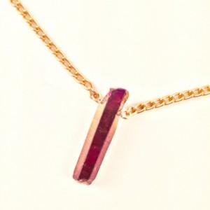 Iris Crystal Necklace