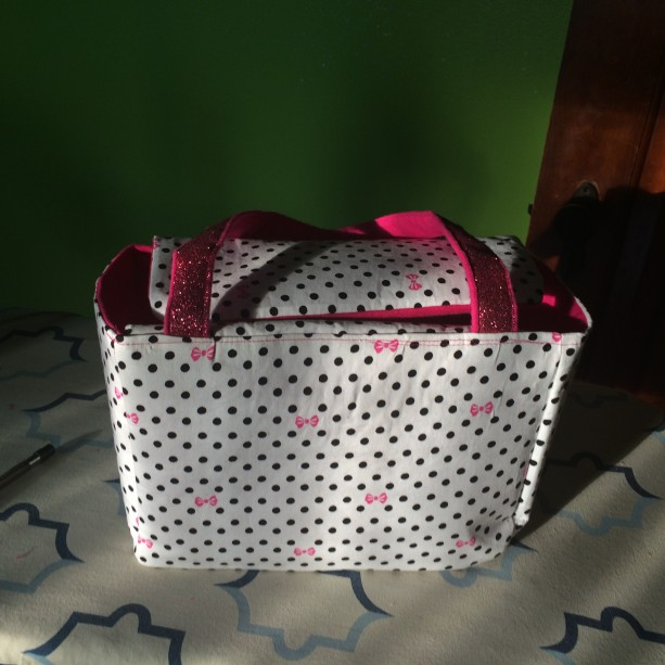 Pretend Diaper Bag