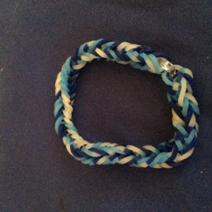 Braided  necklace or bracelet or choker