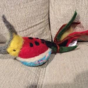 Silly Bird