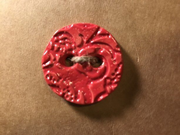 Ceramic Button