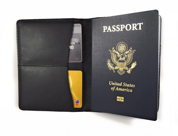 Passport,Passport Wallet,Leather Passport Wallet,Mens Wallet,Wallet Made in USA, Leather Wallet,mens leather wallet,handmade wallet,wallet