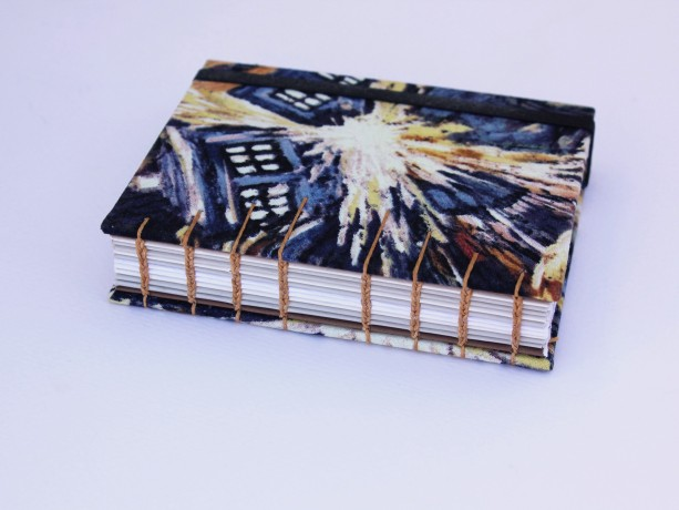 Dr. Who Travel Journal