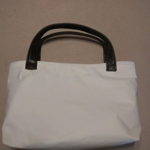 Large bag or tote white