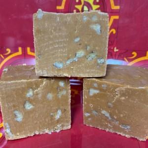Butterscotch Fudge with Walnuts   1/2 pound  **FREE SHIPPING**
