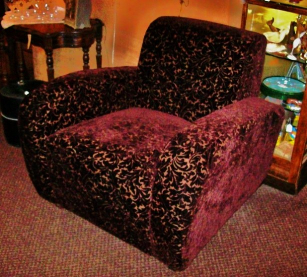 Deco Style Chair