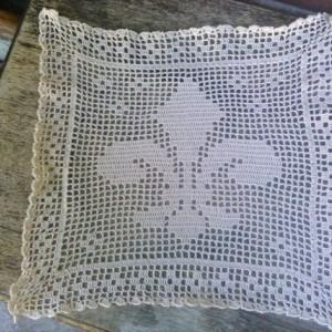 Fleur de lis Bread Cloth/ Altar cloth