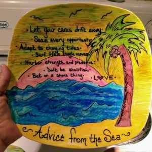 Advice from the Sea