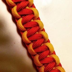2 Color Cobra Bracelet