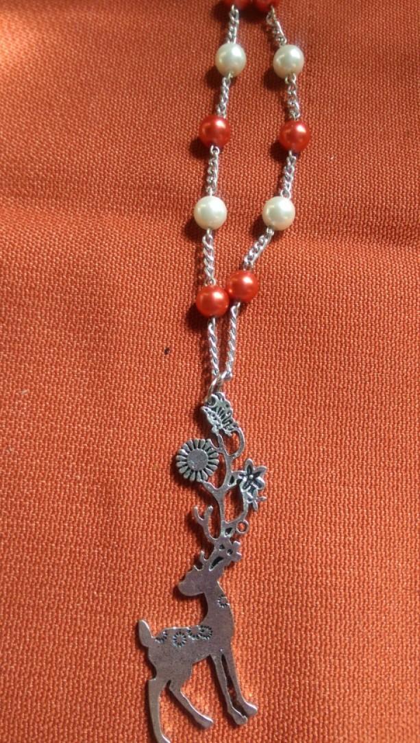 Deer Me! Necklace