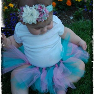 Pretty Princess Tutu and Headband Set