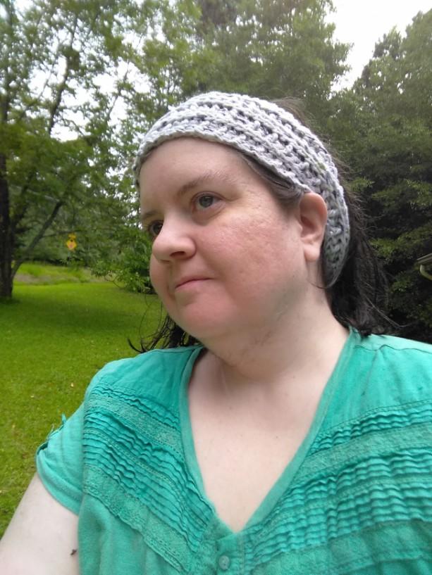 White Tweed Headband, tweed headband, purple headband, green headband, headband, headbands, earwarmer, ear warmer, earwarmers, cotton