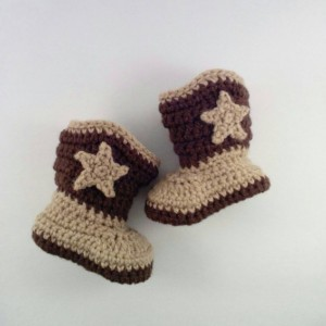 Baby Cowboy Boots - Infant Cowboy Boots - Infant Girl Cowboy Boots - Brown Cowboy Boots - Newborn Cowboy Boots - Cowboy Photo Props