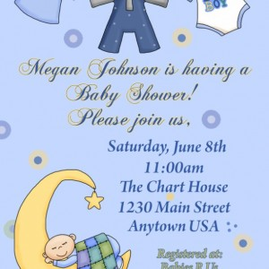 Baby Shower Invitation, Baby Shower, Invitations, New Baby, Baby Boy
