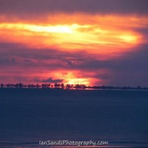 Sunset photo print 5x7