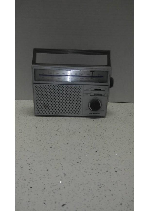 Vintage Radio/ Bluetooth Speaker/ Portable Radio