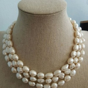 "46"" Freshwater Pearl Necklace"