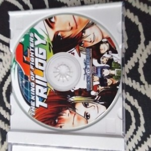 King of fighters collection sega Dreamcast game