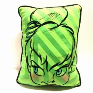 Tinkerbell T-shirt pillow
