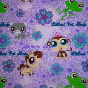 NEW Handmade Hasbro Littlest Pet Shop Lilac Sun Dress Sz 12M-10Yrs