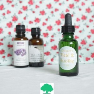 Children's Heal & Soothe [1 oz Dropper Bottle]