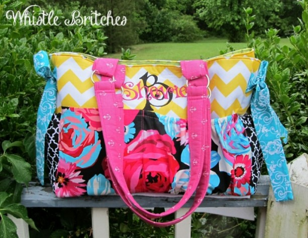 Xl Custom Diaper Bag Made To Order Baby Or Boy