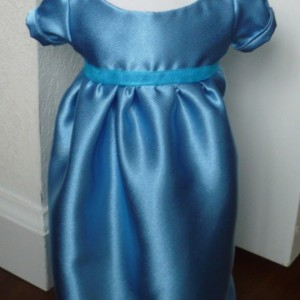 "Wendy Darling Dress for 18"" Doll"