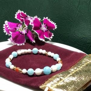 Girl Teenager I Bracelet     Holistic     Reiki     Support     Calming     Emotion     925 Silver