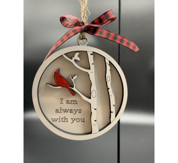 Cardinal - I am always with you