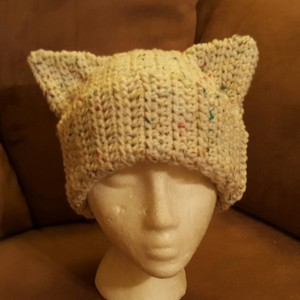 Cat Ears Beanie - Flecks