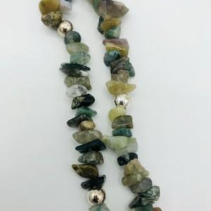"23"" River Rock Necklace"