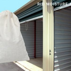 MOISTURESORB Reusable Moisture & Odor Removal Desiccant Pouch: Treats 150 Sq. Ft.