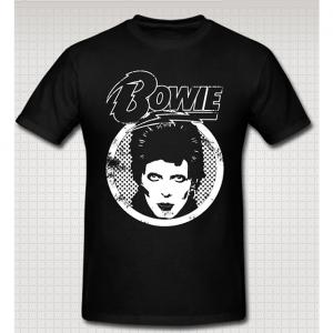 Bowie Pop Art Unisex Tee