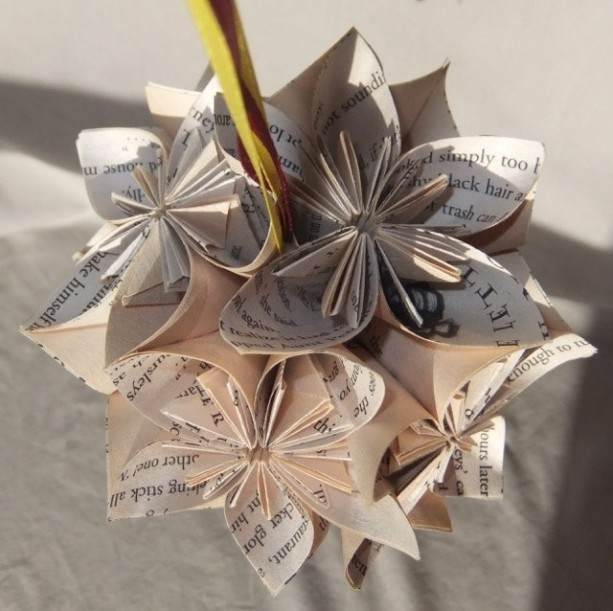 Harry Potter Origami Christmas Tree Ornament Aftcra