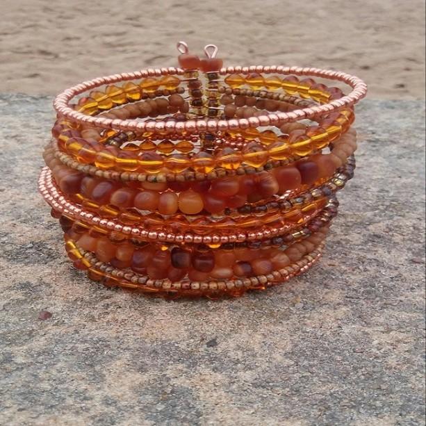 16 Strand Bracelet
