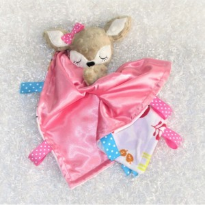 Sweet Baby Deer/ Fawn Lovey, Unique Ultra Soft Baby Girl Gift