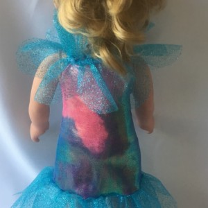 American Girl Doll Mermaid Dress
